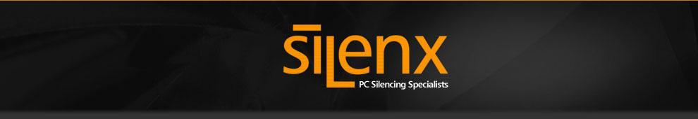SilenX Corporation - Effizio Quiet Fans on